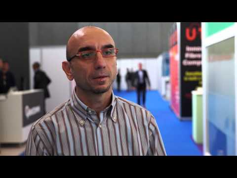 Luca Giacomello, Telecom Italia, interviewed at BBWF