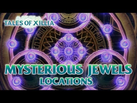Tales of Xillia - PS3 - Mysterious Jewel locations (walkthrough)
