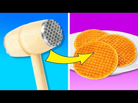 19 AWESOME COOKING HACKS