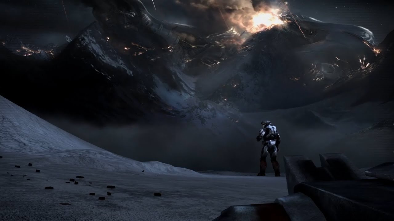 Halo Reach:  Everything Ends Here
