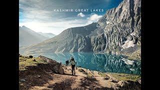 Kashmir Great Lakes Trek - August 2018