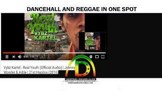 Vybz Kartel - Real Youth (Official Audio) | Johnny Wonder & Adde | 21st Hapilos (2016)