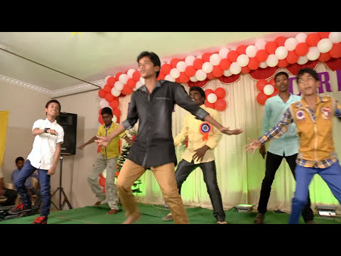 Telugu Christian Dance Boys | Christmas Fast Song | Amazing Dance Performance |