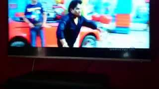 vu 50inch led tv 50k160gp with videocon d2h hd test 1