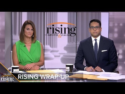 Rising Wrap-Up: What does the Trump Twitter court ruling mean for AOC?