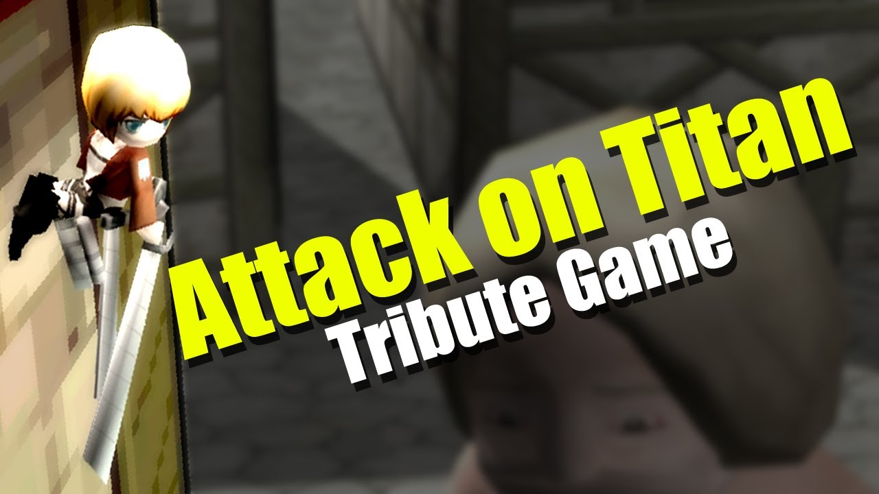 Attack on Titan Tribute Game - Juega gratis online en ...