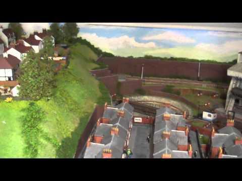 Changes to Amberton on sea.00 gauge model railway.