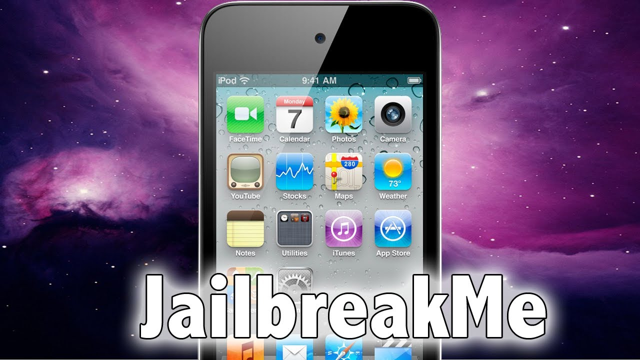 JailbreakMe: Jailbreak iPhone 4, 3GS, iPod Touch 4G, 3G, iPad ...
