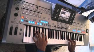 Tyros 5 - Hymne - Vangelis (Instrumental)