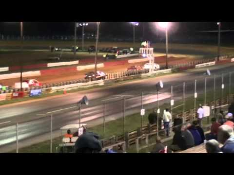 MAY 23 2015 Street Stock Race at Eastside Speedway