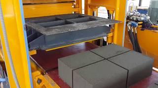 Fly Ash Bricks Making Machine Fully Automatic