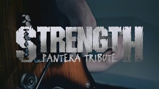 Pantera - 5 Minutes Alone (cover by STRENGTH)