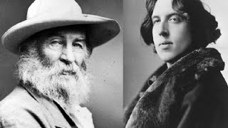 Oscar Wilde came to America because he wanted to sleep with Walt Whitman, and then did exactly that