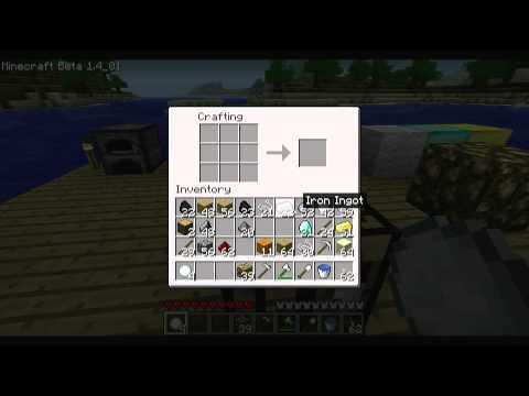 Minecraft: Ολες οι συνταγές