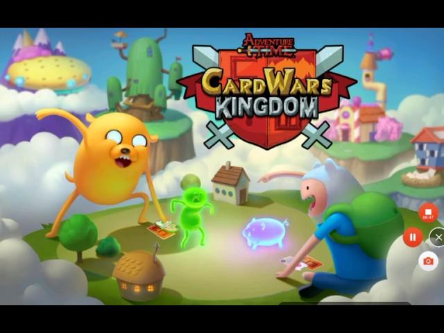 Card ward kingdom #1