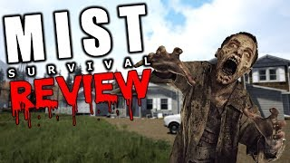 THIS NEW ZOMBIE GAME WILL BLOW YOUR MIND | Mist Survival | Game Review Ep.1