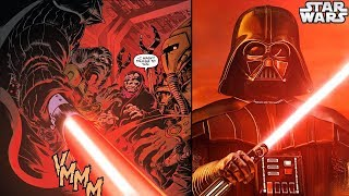 What Vader Did to the Rebels That Came to His Castle (CANON) - Star Wars Explained