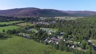 Braemar Caravan Park, Invercauld Estate