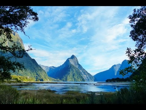 Capturing Milford Sound with  Panasonic Lumix FZ200