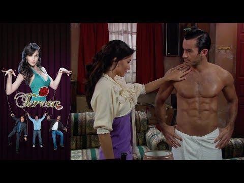 ¡Teresa se entrega a Mariano antes de casarse con Arturo! | Teresa - Televisa
