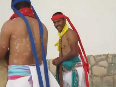 "Ritualidad Raramuri de semana santa, ""Performancear o Morir"""