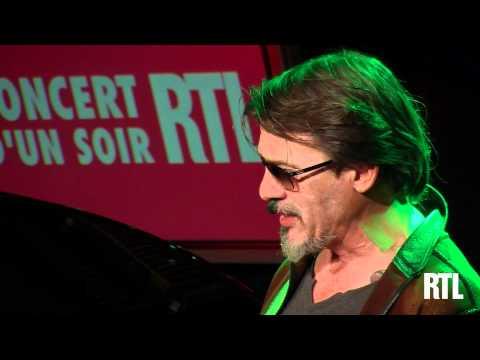 Florent Pagny - Caruso en live sur RTL - RTL - RTL