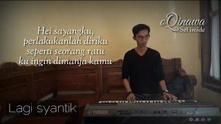 Gambar cover LAGI SYANTIK koplo Karaoke sampling Yamaha PSR S970