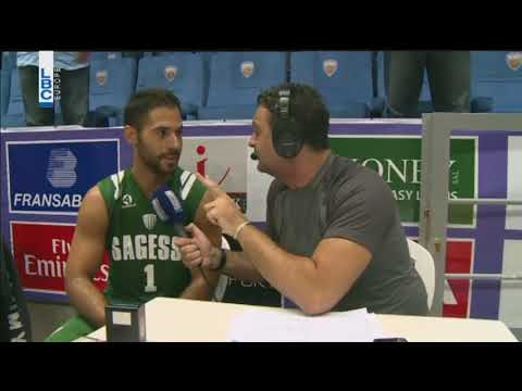 Beirut vs Sagesse - Interview Nadim Souaid