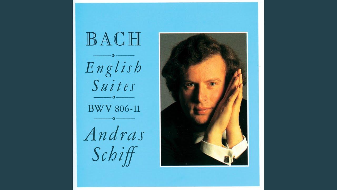 J.S. Bach: English Suite No.5 in E minor, BWV 810 - 3. Courante