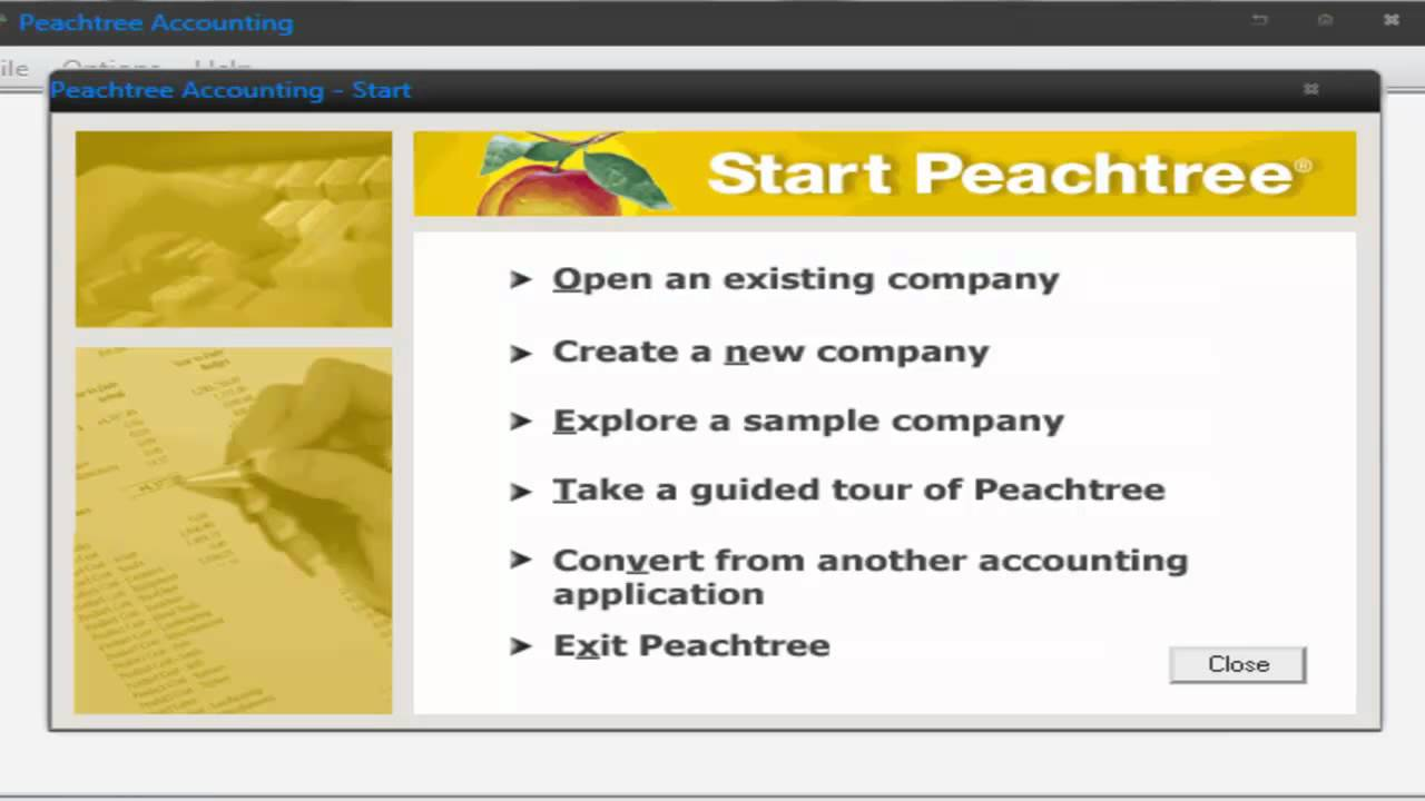 Peachtree Premium Accounting 2006 Free Download