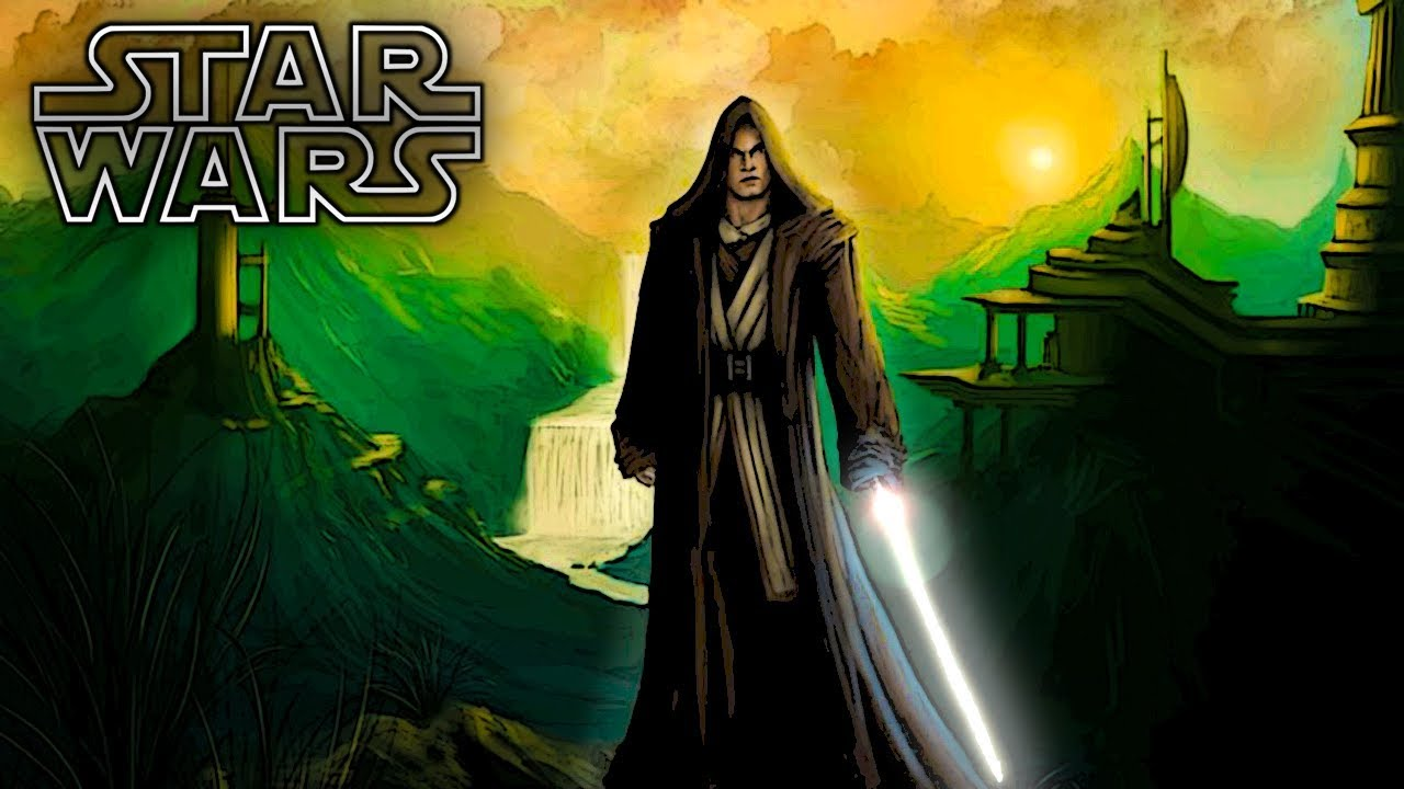 What is a Gray Jedi? (Legends) - Star Wars Explained - YouTube