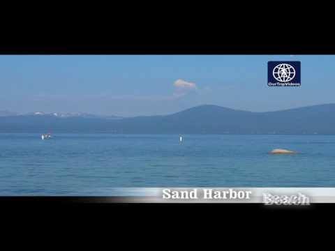 Sand Harbor Beach, Incline Village, NV, USA - Part 1
