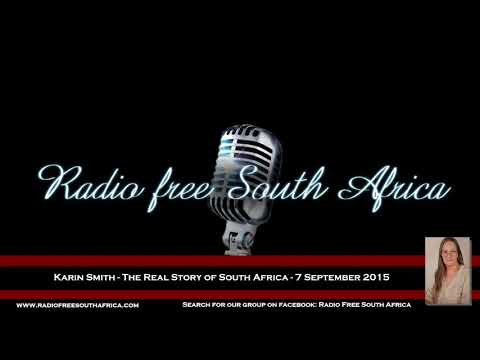 Radio Free South Africa - Karin Smith: The Real Story of South Africa - 7 September 2014