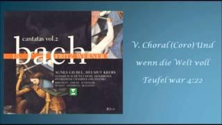 """BACH: Cantata BWV 80 """"Ein feste Burg ist unser Gott"""""""