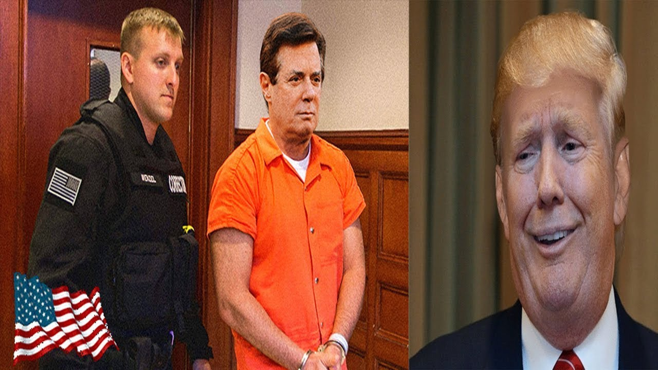 Paul Manafort indicted by Manhattan prosecutors in mortgage fraud scheme