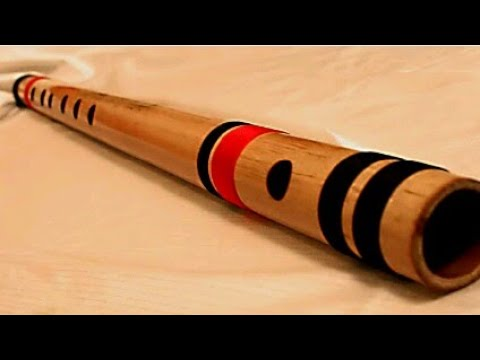 Bansuri hole (flute hole) gap measurement position with using home tools Hindi by Indian maker