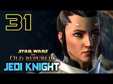 republic old knight jedi cutscenes star wars