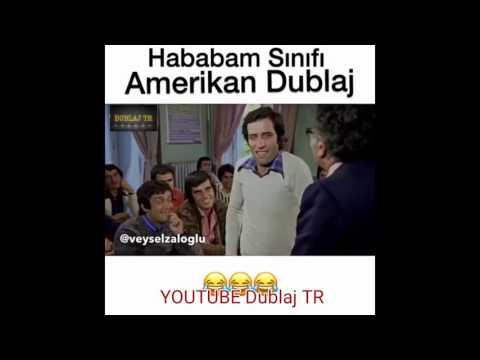 Hababam Sïnïfï Amerikan Dublaj Hz şaban