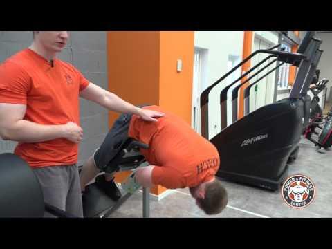 Rückenstrecker - Hammer Strength Back Extension