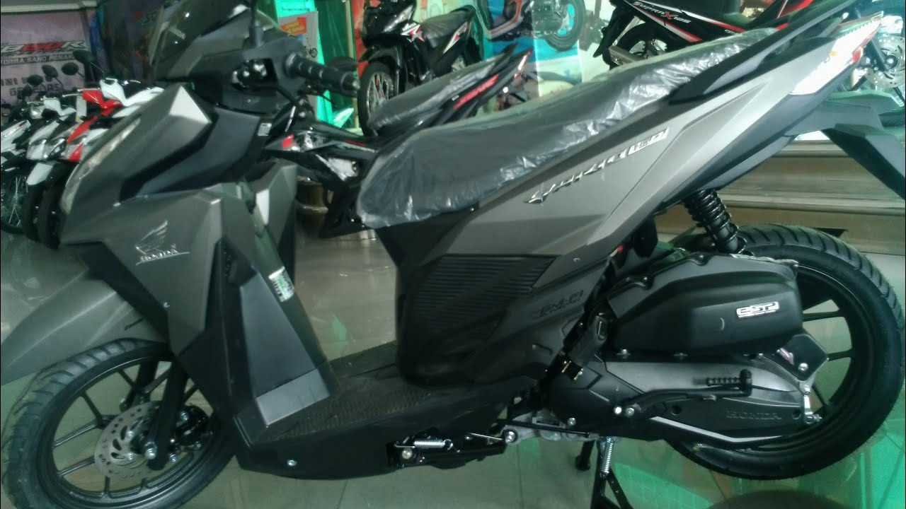 Vario 150 Monotone Exclusive Matte Brown YouTube