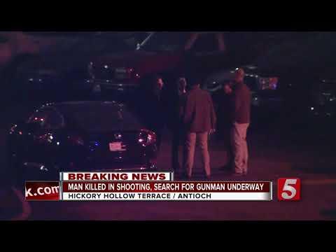 Man Dies After Being Found Shot In Antioch Parking Lot