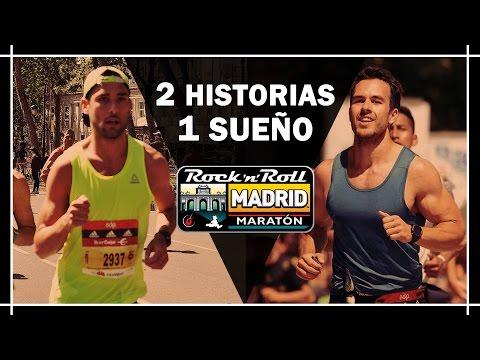 MARATÓN DE MADRID | Documental 2 HISTORIAS Y 1 SUEÑO