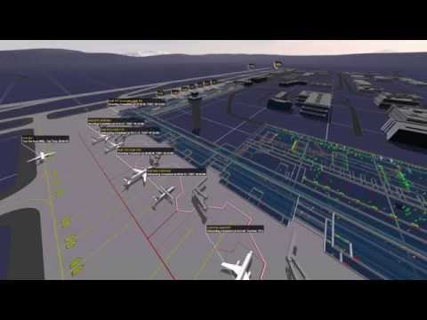 Airport Operations Management in SESAR