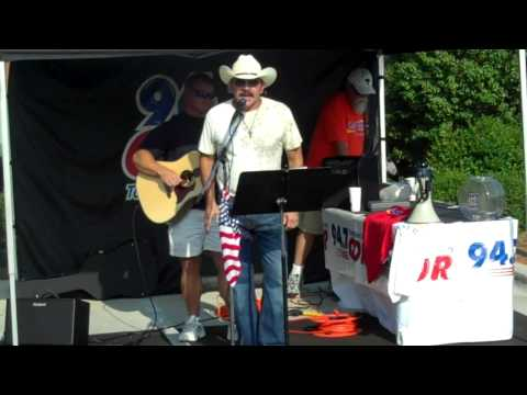 Tony Gulley at 7 16 2010 QDR Live Broadcast from G...