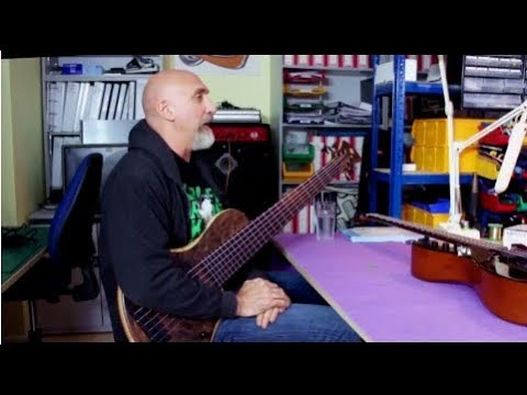 Dave Swift chats with John East about his career, basses and UNI-PRE preamps