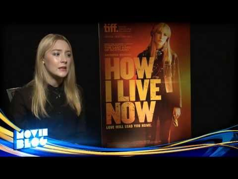 2013 TIFF: Saoirse Ronan and George MacKay on working together in How I Live Now