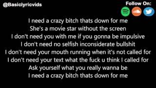 Russ - Down For You (Lyrics)