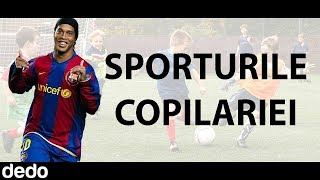 Sporturile Copilariei