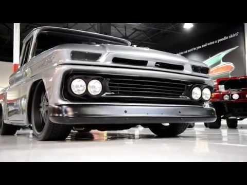 1961 Chevrolet Apache Custom Pickup Truck