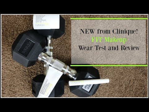 New Clinique FIT | Wear Test And Review